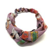 Bandana / Shawl Print Kebaya Pink Kamalika Artprints