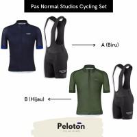 Jersey Sepeda Pas Normal Studios Baju & Celana Gowes Pasnormal PAUG20