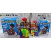 Pirate Roulette Game 24 Pedang & 16Pedang / Running Man Games