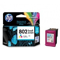 CETRIDGE HP 802 CALOR ORIGINAL - warna 100%