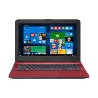 LAPTOP ASUS X441BA/RED/AMD A9-9425/AMD R5/4GB/1TB/WIN 10+FREE ACC
