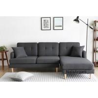 Sofa L Minimalis  Sofa Ruang Tamu  Sofa Praha