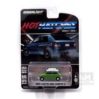 Greenlight 1995 Austin Mini Cooper S - Hot Hatches Series 1