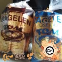 Bagelan (begelan) / roti kering Tom 125gr