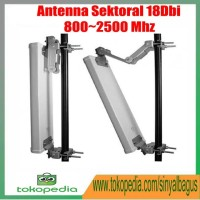 Antenna Sectoral 18Dbi Repeater GSM 2G 3G 4G LTE