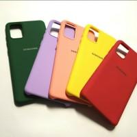 Samsung A51 Soft Silicone Rubber Back Cover Case