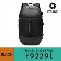 OZUKO Backpack #9229L - Black