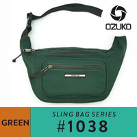 Ozuko Waistbag #1038 - Green