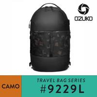 OZUKO Backpack #9229L - Army