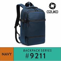 Ozuko Backpack #9211 - Navy