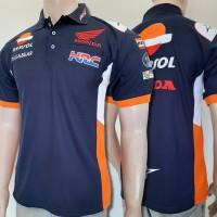 Polo Shirt Motogp Repsol Honda 2020 Navy