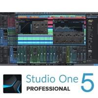 PreSonus Studio One Professional 5 + Add-Ons Bundle Full Version Bonus