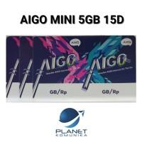 VOUCHER AXIS AIGO 5GB 15Hari
