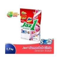 Kao attack detergent powder jaz 1 1.7kg