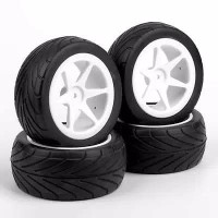 S20 ban RC buggy onroad Tires 1:10 hex 12mm