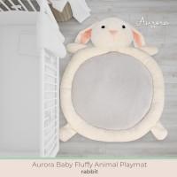 Aurora Baby Playmat Alas Tidur & Main dgn Soft Pillow Animal Head