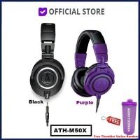 Audio-Technica ATH-M50x Professional Studio Monitor Headphone ATH M50X