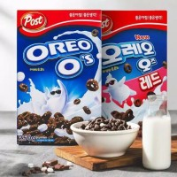 Cereal Oreo With Marshmallow
