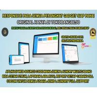 APLIKASI WEB SOURCE CODE POS KASIR LAUNDRY MULTI CABANG FULL SUPPORT