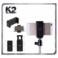 HOLDER for GOPRO / universal phone braket, mount tripod / monopod