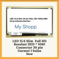 Layar Led Lcd Laptop MSI Gaming GL62M 7RDX GL62M 7REX GS60 2QC Full HD