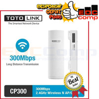 TOTO Link CP300 Wireless Outdoor 300Mbps AP/Client
