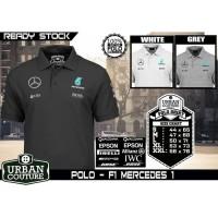 T-shirt POLO - F1 MERCEDES 1