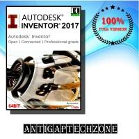 AUTODESK INVENTOR PRO 2017 - 64BIT (2DVD) Full Version