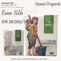 Gasol - Beras Putih Organik / MPASI Organic