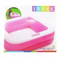 Intex Kolam Renang Anak 57100 kolam mandi Baby Paly Box Pool