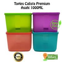 Toples Calista Asahi 1000ml Premium Sealware BPAFREE