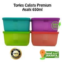 Toples Calista Asahi 650ml Premium Sealware BPAFREE