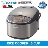 Rice Cooker INDUKSI PRESSURE 1.8 Lt ZOJIRUSHI NP-HRQ18 MADE IN JAPAN