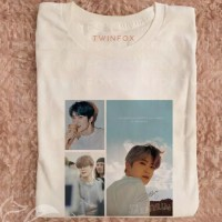 BM - NCT Jaehyun Photo Tee Kaos Kpop Best Seller Shirt XFT