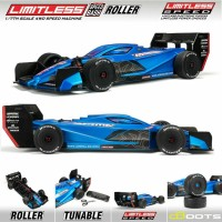 Arrma Limitless 1/7 4WD Speed Bashier Roller Chassis Fast RC Car