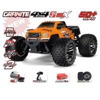 Arrma Granite 3S 4WD BLX Monster Truck 1/10 RTR VS HSP Brontosaurus
