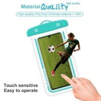 Waterproof Handphone Case / Sarung HP Anti Air Case Max Ukuran 7 inchi