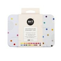 Art Philosophy Prima Watercolor Confetti Set