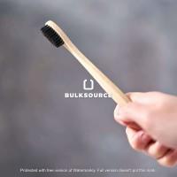 Sikat Gigi Bambu / Bamboo Toothbrush