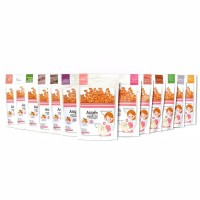 Susu Almond Asigen Bubuk /Premium 5x minum/ Alamon Asi Booster Minuman