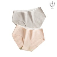 Wimiu C921 Seamless 3PCS CD Celana Dalam Pakaian Dalam Wanita