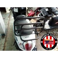 Back Rack Scoopy/Sandaran Motor Scoopy (Tanpa Bantalan)