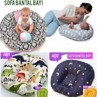 Bantal Sofa untuk Bayi duduk/Bantal Sofa Bayi anti gumoh