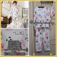 baju tidur import korea cina ibu ori dewasa cp hp