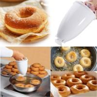 Cetakan Donat Tinggal Tekan Jadi Bulat Gampang donuts maker