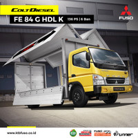 Colt Diesel FE 84 G HDL K