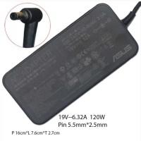 Adaptor Laptop ASUS GL552 GL552V GL552VW GL553 GL553VD 19V 6.32A
