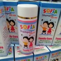 Shampoo Anti Kutu Rambut SOFIA | Sampo Pembasmi Kutu Rambut | Shampo