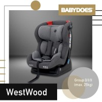 (Baby Club Itc Bsd) Carseat Babydoes Westwood