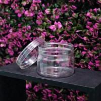 Toples Plastik PET 350 ml - Tutup Ulir - Toples Manisan - Cemilan